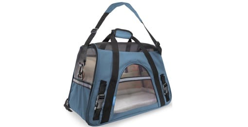 image of oxgord carrier for pets