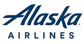 Logo of Alaska Airlines