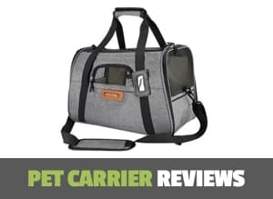 pet carrier reviews page