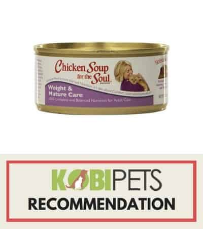 Chicken Soup for the Cat Lovers Soul Canned Food