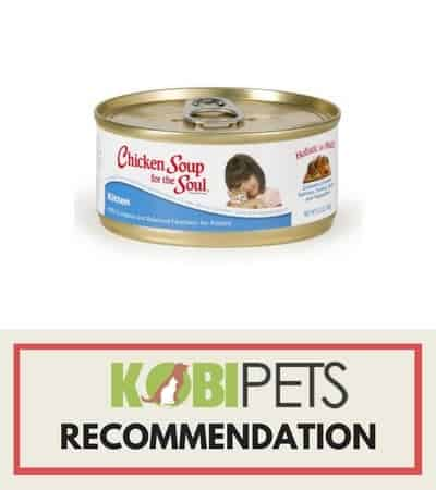 Chicken Soup for the Soul Kitten Food (Canned)