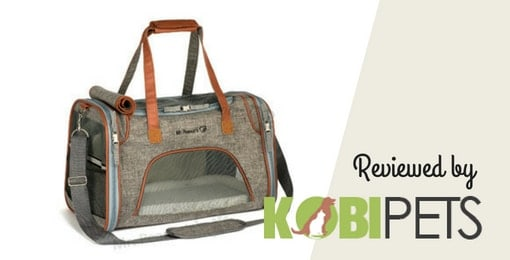 Mr. Peanuts Airline Approved Soft-Sided Pet Carrier