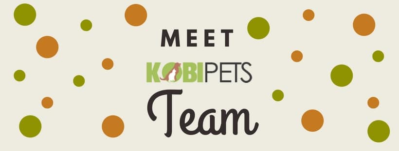 kobi pets about page cover