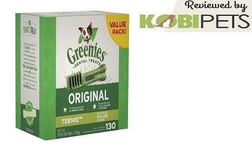 Greenies Dog Dental Chews Dog Treat