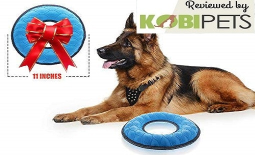 Tuff Pupper Multi-Use Floating Dog Ring Toy
