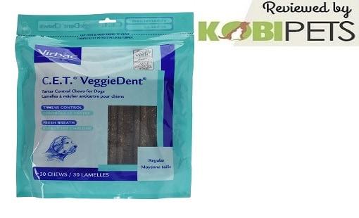Virbac C.E.T. VeggieDent Dental Chew
